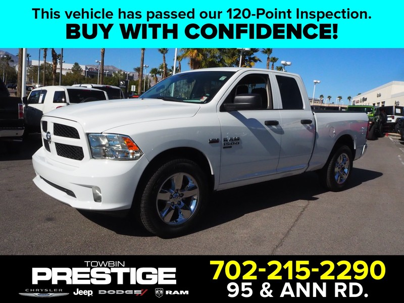 Pre-Owned 2019 RAM 1500 CLASSIC EXPRESS POPULAR