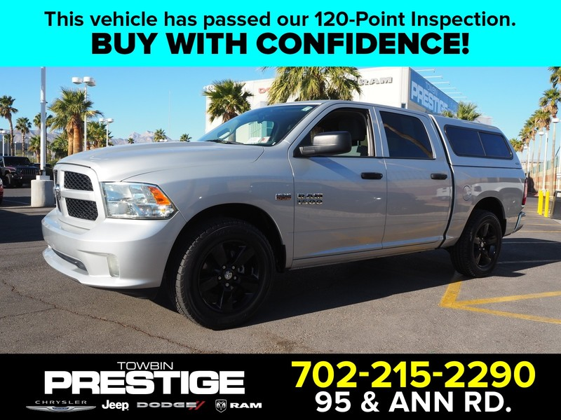 Pre-Owned 2014 RAM 1500 2WD CREW CAB 140.5
