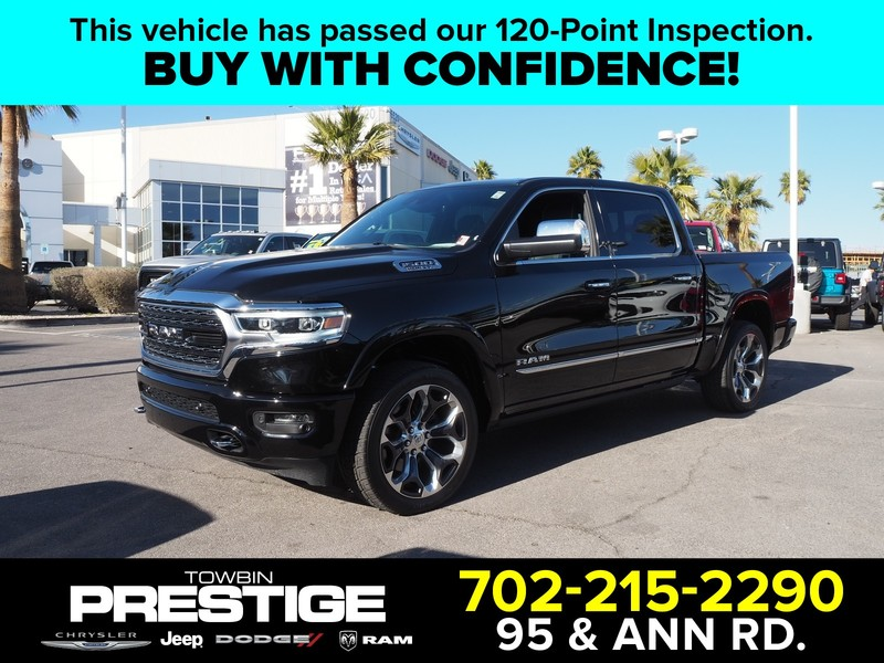 Pre-Owned 2019 RAM 1500 LIMITED 4X4