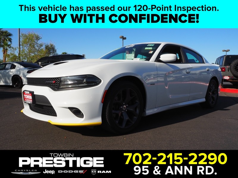 Pre-Owned 2019 DODGE CHARGER R/T COLD