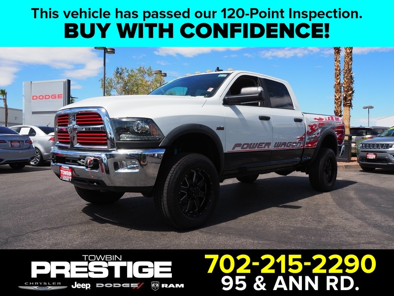 Pre-Owned 2016 RAM 2500 POWER WAGON 4X4