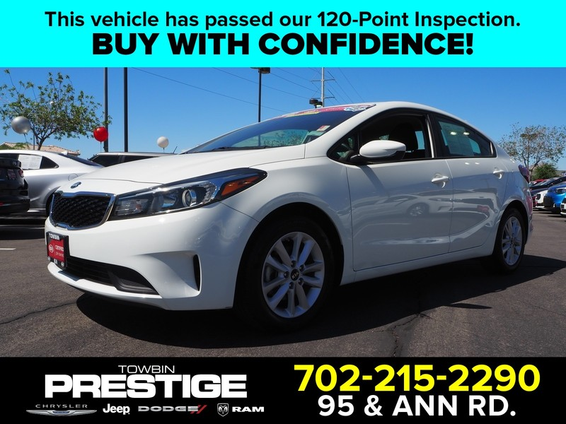 Pre-Owned 2017 Kia Forte S