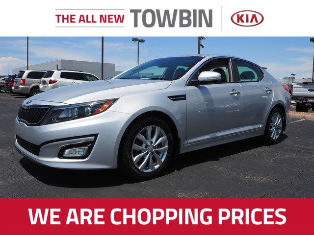 Pre Owned 2014 KIA OPTIMA EX
