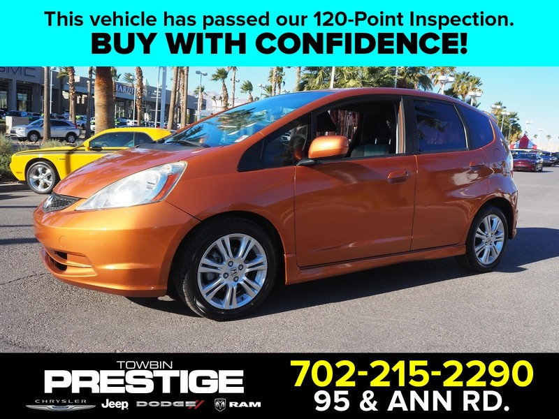 Pre-Owned 2009 Honda FIT 5DR HB AUTO SPORT