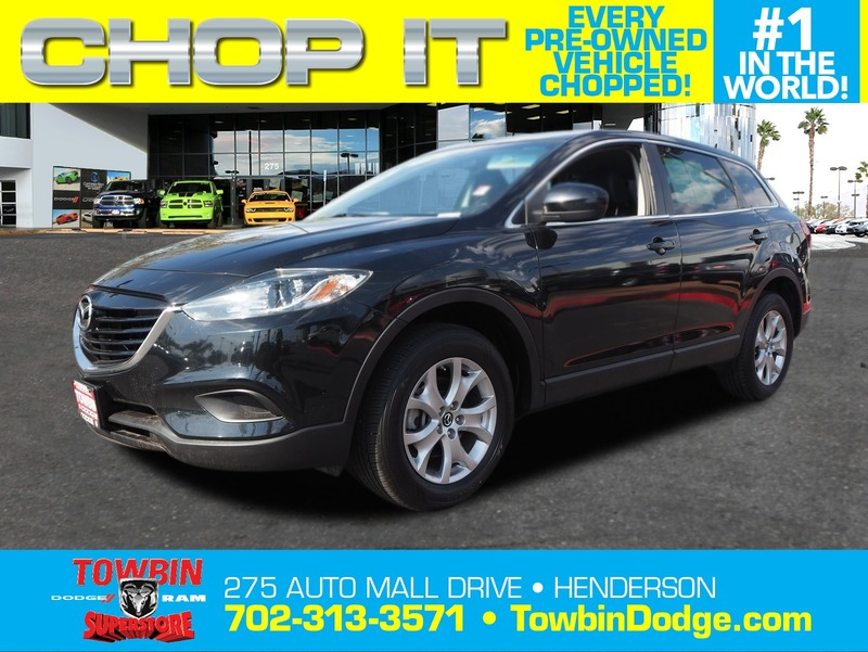Pre Owned 2015 MAZDA CX 9 TOURING