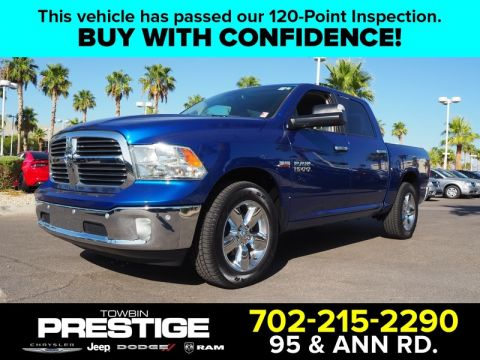 Pre-Owned 2016 RAM 1500 2WD CREW CAB 140.5