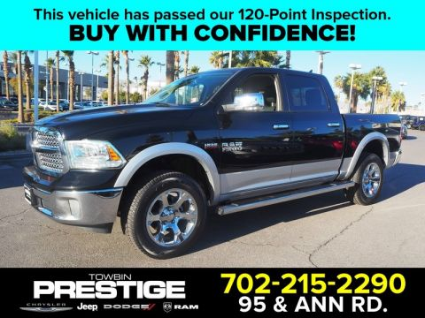 Pre-Owned 2013 RAM 1500 2WD CREW CAB 140.5