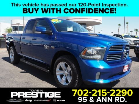 Pre-Owned 2014 RAM 1500 SPORT 4X4