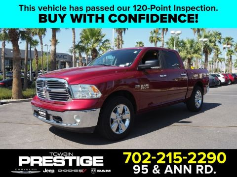 Pre-Owned 2014 RAM 1500 4WD CREW CAB 140.5