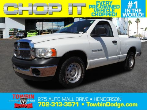 Pre-Owned 2005 Dodge Ram 1500 ST