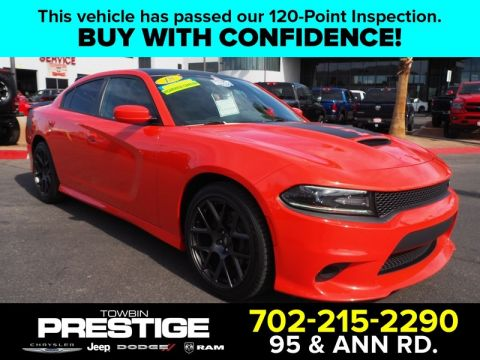 Pre-Owned 2018 DODGE CHARGER DAYTONA