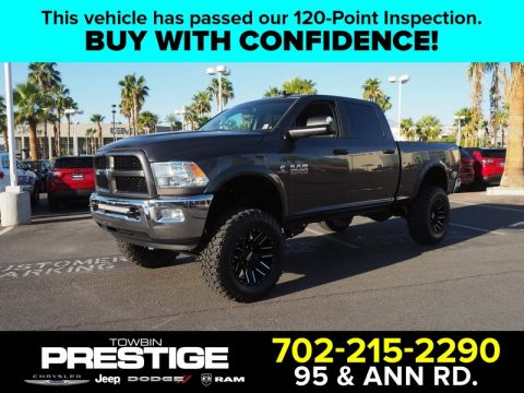 Pre-Owned 2016 RAM 2500 4WD CREW CAB 149