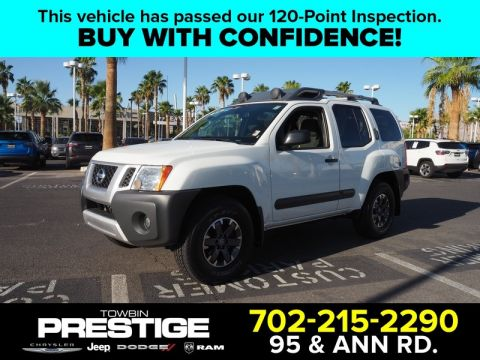 Pre-Owned 2015 NISSAN XTERRA 4WD 4DR MANUAL PRO-4X