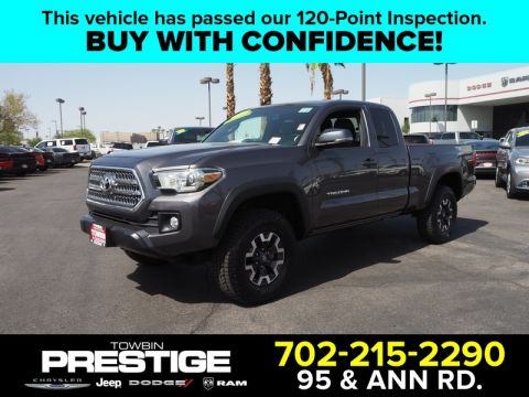 Pre-Owned 2016 TOYOTA TACOMA TRD OFF-ROAD