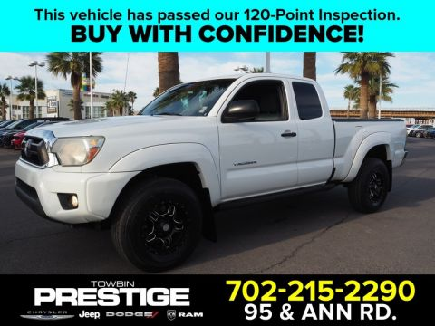 Pre-Owned 2012 TOYOTA TACOMA 2WD ACCESS CAB V6 AT PRERUNNER