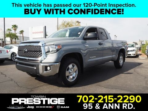 Pre-Owned 2018 TOYOTA TUNDRA SR5 4X4